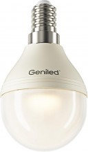 Светодиодная лампа Geniled Е14 G45 8W 4200K