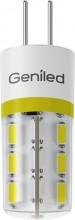 Светодиодная лампа G4 3W 2700/4200К 12V/220V