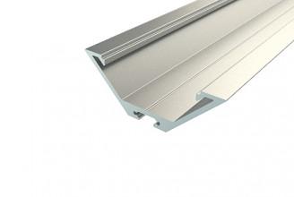 Профиль угловой алюминиевый LC-LPU-2364-2 Anod