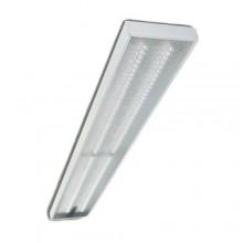 Светодиодный светильник ЛПО 2*36 38Вт 3900Лм 1200*180*40 (3 года гарантии)