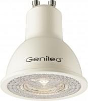 Светодиодная лампа Geniled GU10 MR16 8W 4200К / 2700К