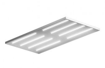 Светодиодный светильник Geniled ЛПО 1200х600 5000К 60W микропризма