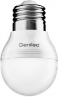 Светодиодная лампа Geniled E27 G45 8W 2700К,4200К матовая
