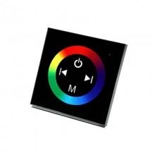 Сенсорная встраиваемая панель TOUCH RGB 12-24V 12А 144-288W