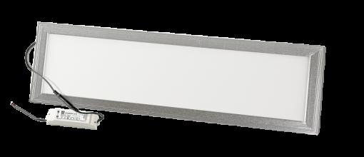 Панель светодиодная LP-01 40Вт 220В 4000К 3200Лм 1195х295мм