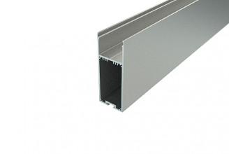 Профиль накладной алюминиевый LC-LP-9035-2 Anod.