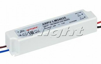 Блок питания ARPV-LV24035-A (24V, 1.5A, 36W)
