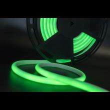 Светодиодная термолента Зеленая 2835 IP68 12Вт/м 24В SWG