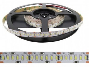 Лента светодиодная SMD 3014 240диодов/2400Лм/24Вт/12В на метр 6500К SWG