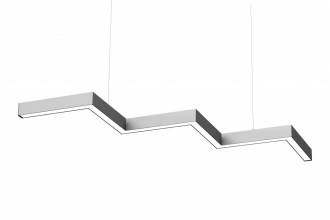 Подвесной светодиодный светильник LINER ZIG