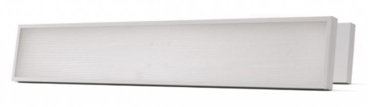 Накладной светодиодный светильник серии GDm200-1200