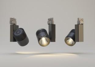 Трековый светодиодный светильник GLOBAL L