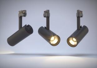 Трековый светодиодный светильник GLOBAL S
